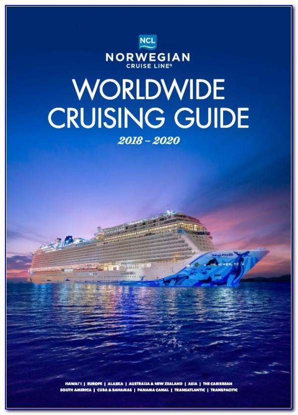 Msc Cruises Brochure Request
