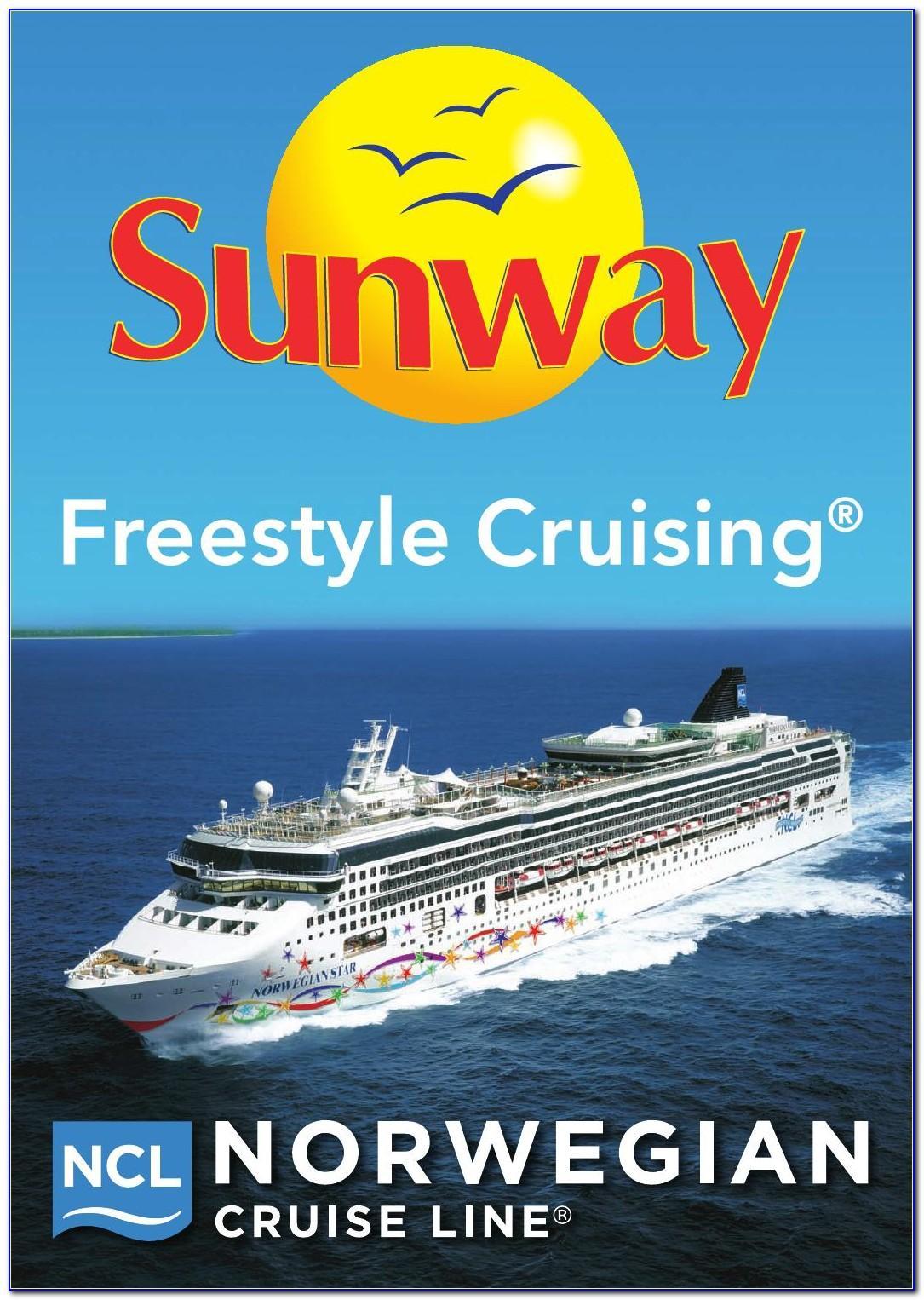 Ncl Freestyle Cruising Brochure