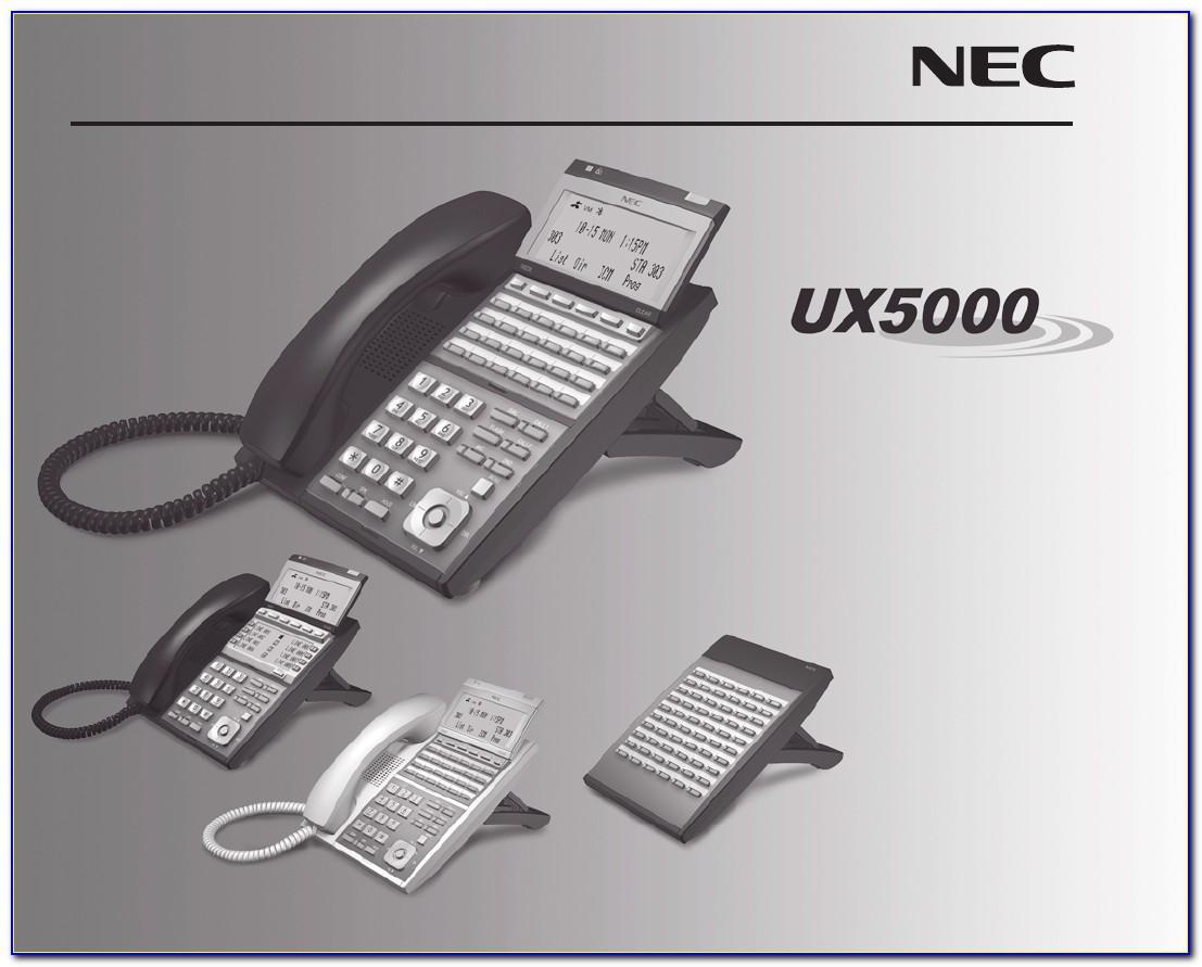 Nec Sv8300 Datasheet