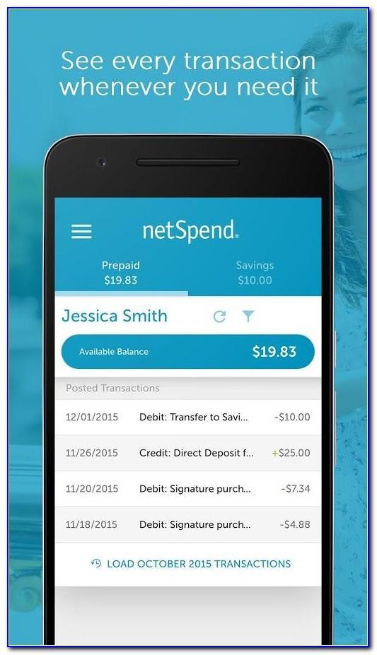 Netspend Business Card Login