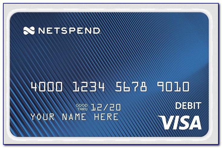 Netspend Business Prepaid Card