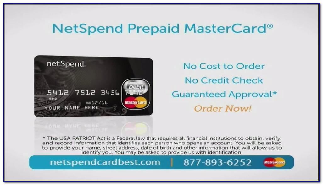 Netspend Small Business Card Activation