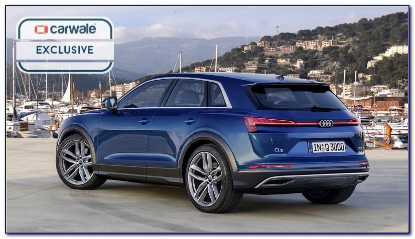 New Audi Q3 2019 Brochure Uk