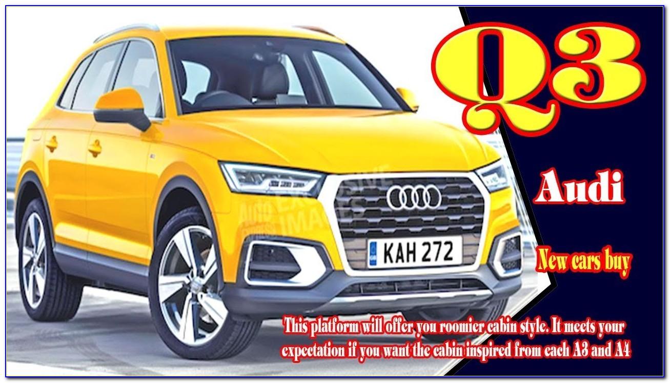 New Audi Q3 Brochure 2019 Pdf