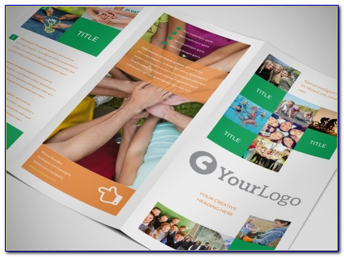 Non Profit Brochure Templates