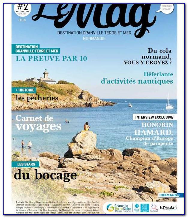 Normandy Tourism Brochures