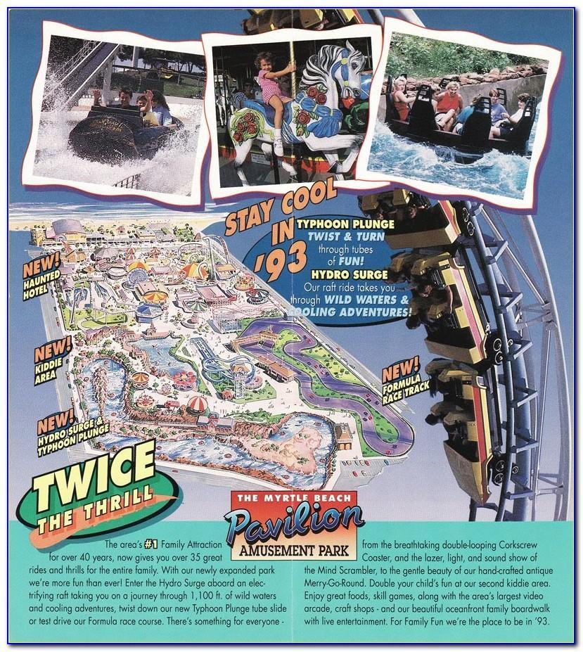 North Myrtle Beach Brochure