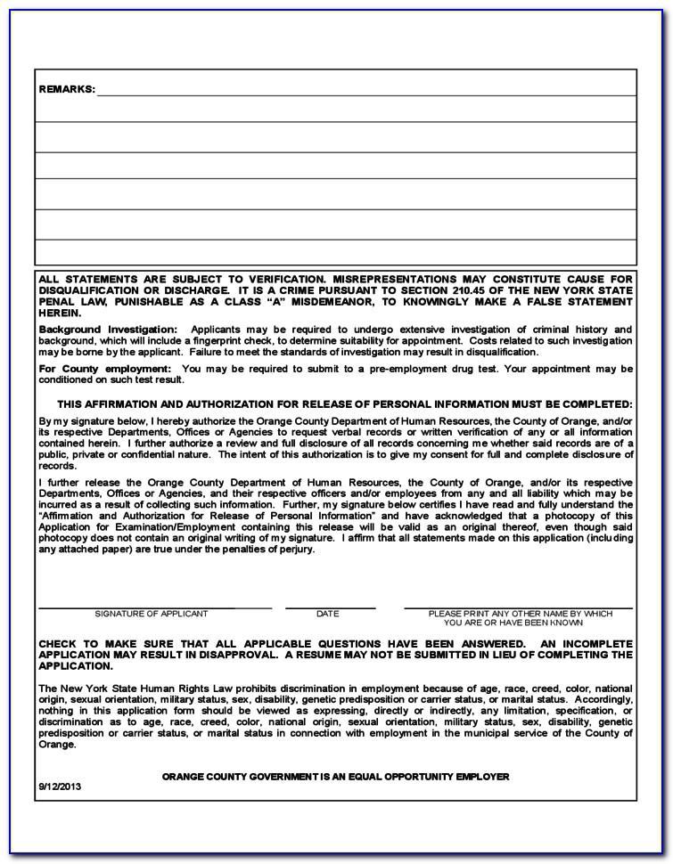 Nys Department Of Civil Service Exam Announcements