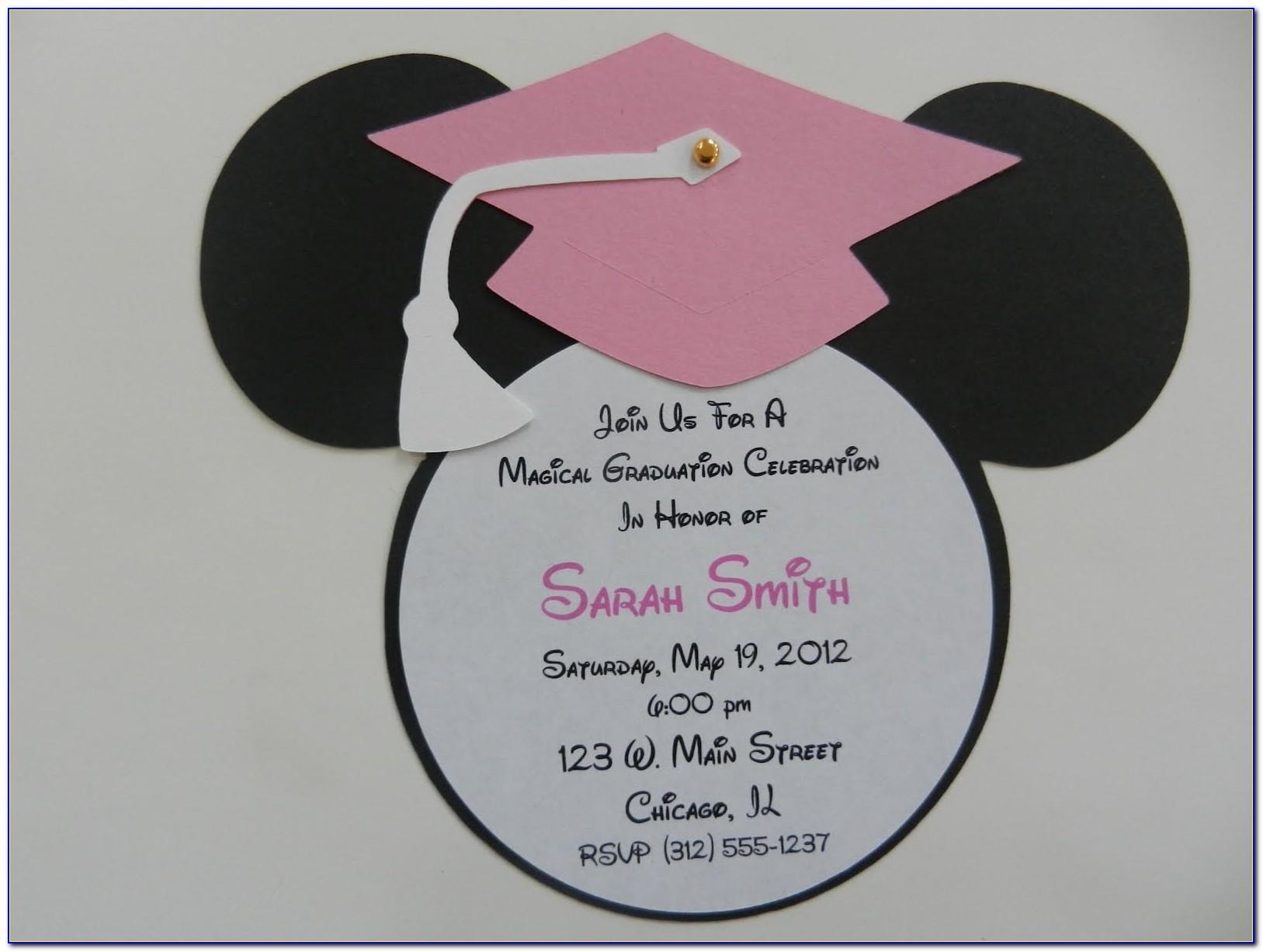 Odu Graduation Announcements