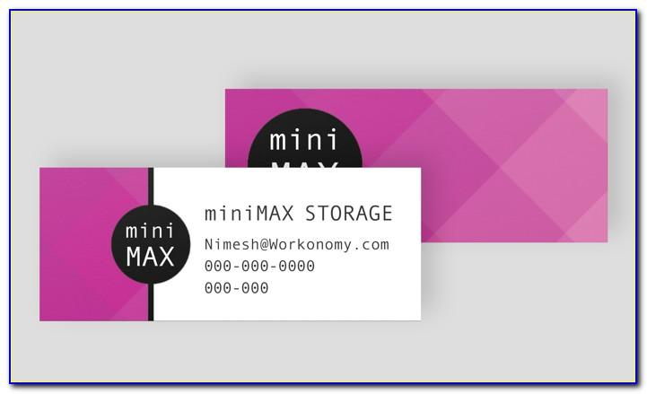 Officemax Custom Business Cards