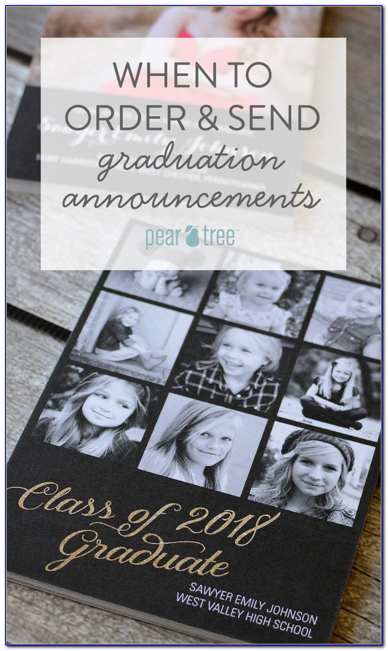 Order Ucla Graduation Announcements