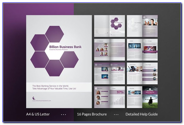 Pages Brochure Templates Free Download