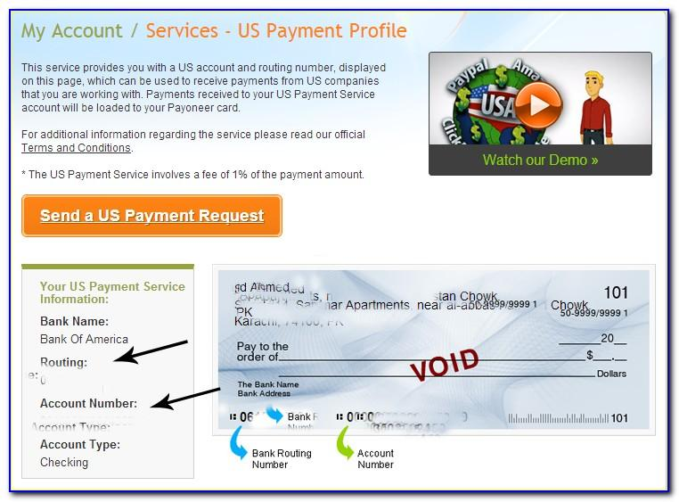 Paypal Business Debit Card Routing And Account Number