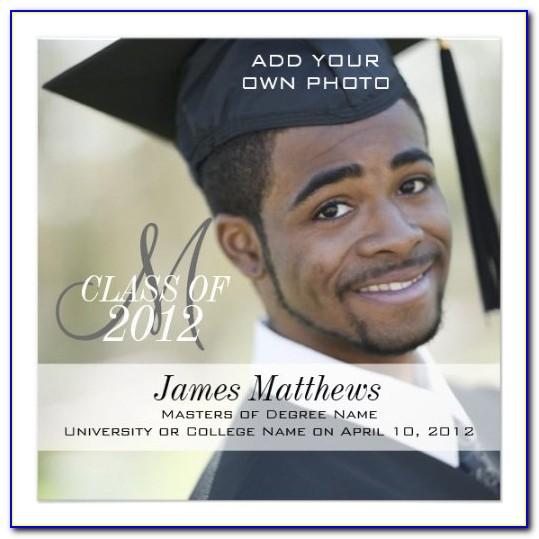 Pear Tree College Graduation Announcements