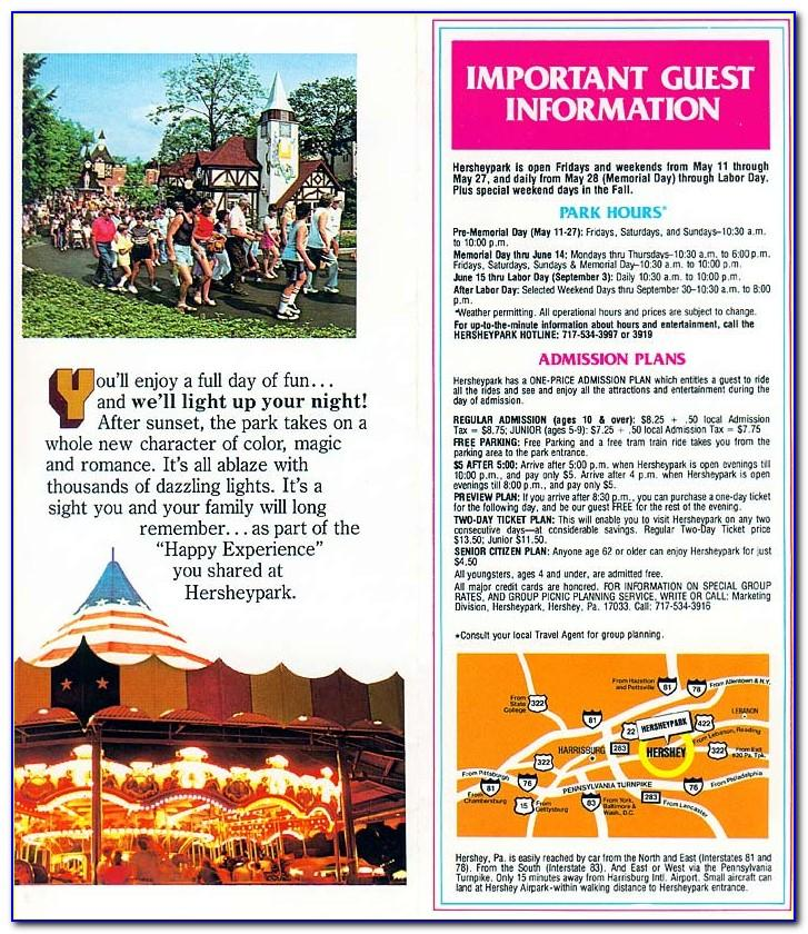 Pennsylvania Tourism Brochures