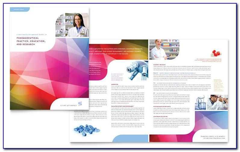 Pharmacy Brochure Templates
