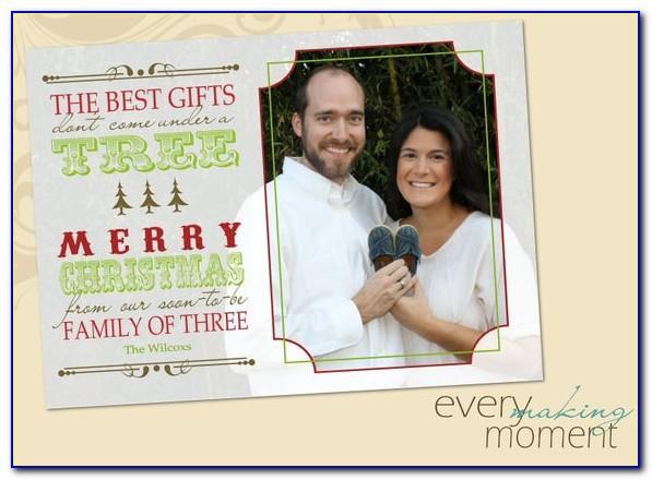 Photo Magnet Birth Announcements