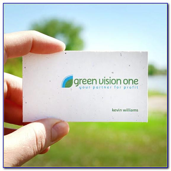 Plantable Business Cards Nz