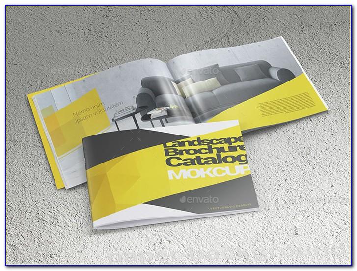 Pocket Letter Size Brochure Holder