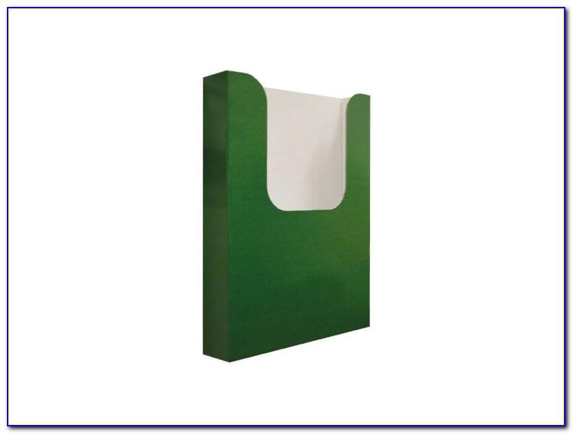 Printed Cardboard Brochure Holders