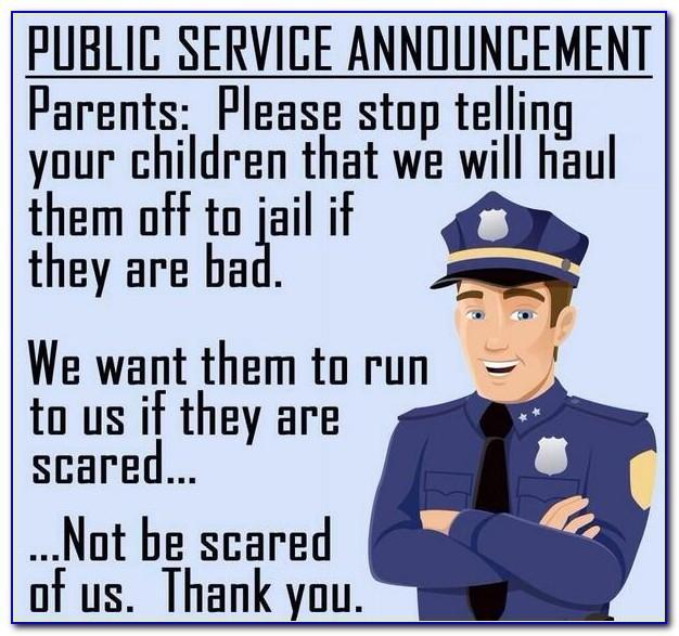 Public Service Announcement Examples Video
