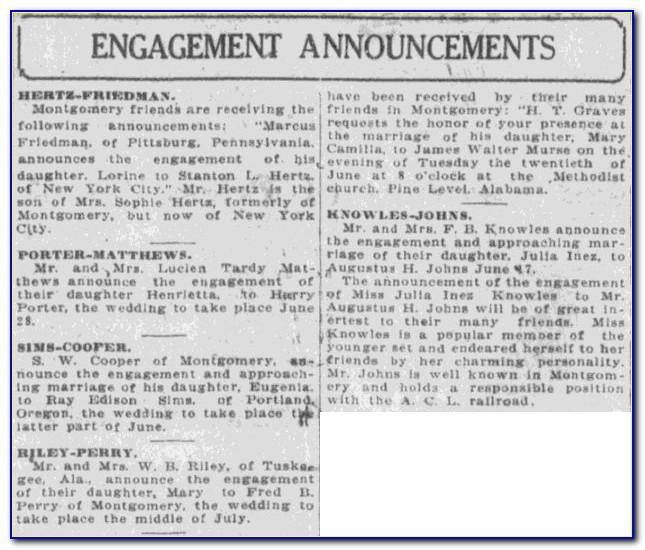 Register Guard Marriage Records