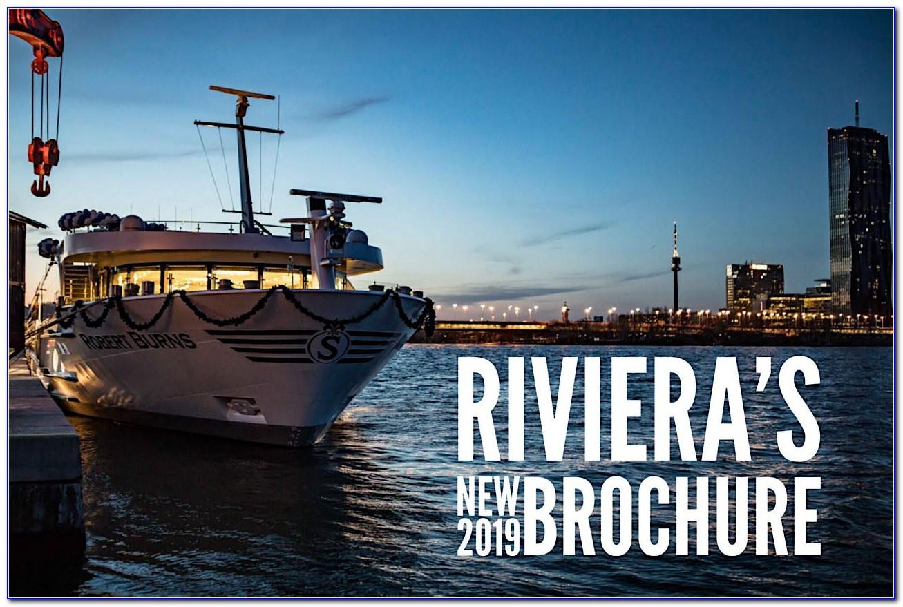 Riviera River Cruises Brochure