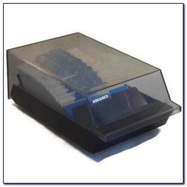 Rolodex Business Card Holder Ebay