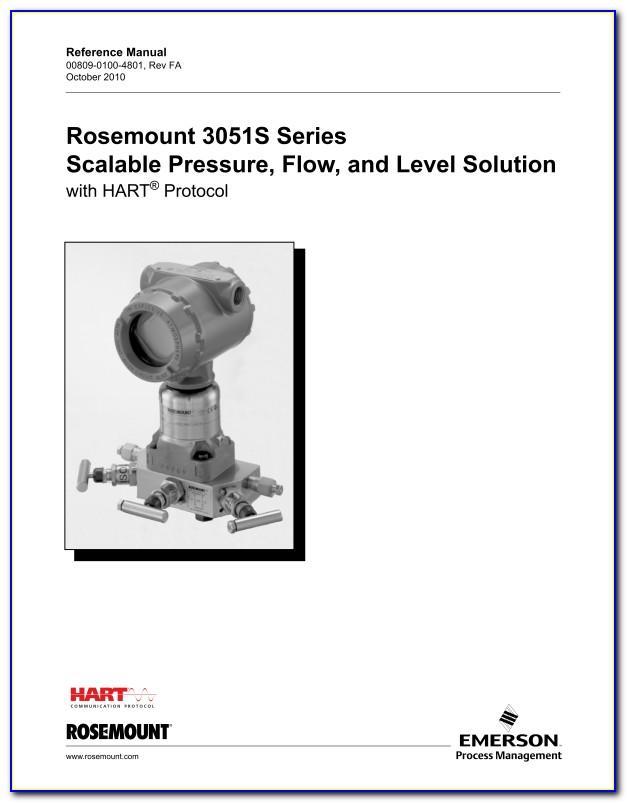 Rosemount 3051s Catalog