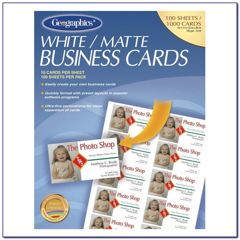 Royal Brites Business Cards 1000