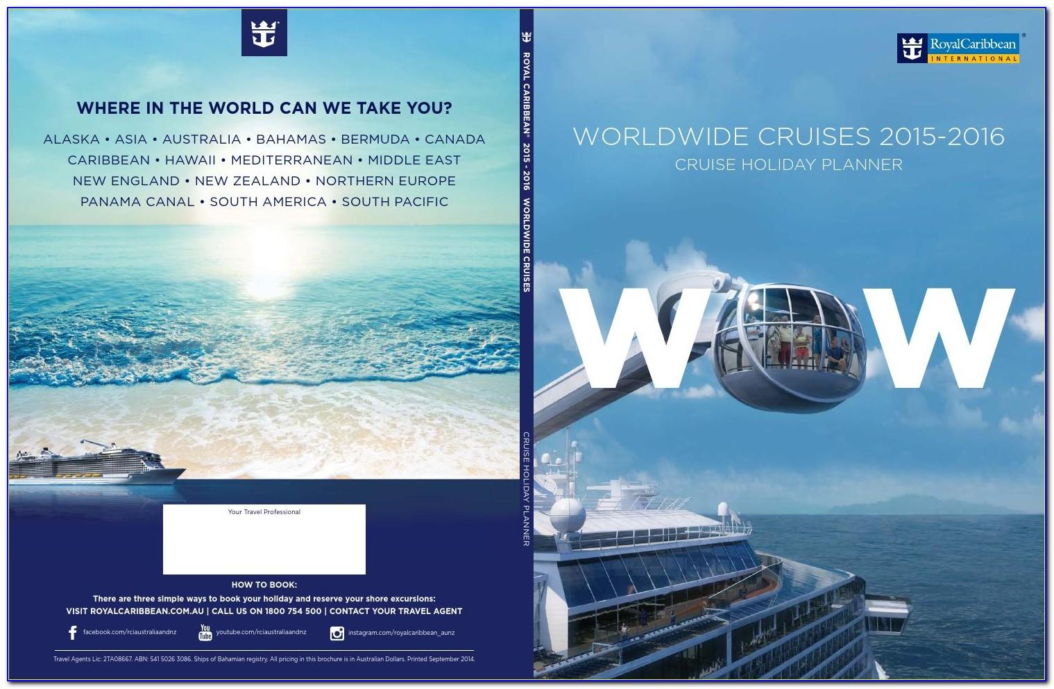 Royal Caribbean Shore Excursion Brochure Download
