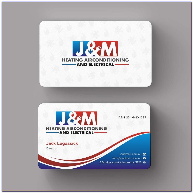 Sample Lipsense Business Cards