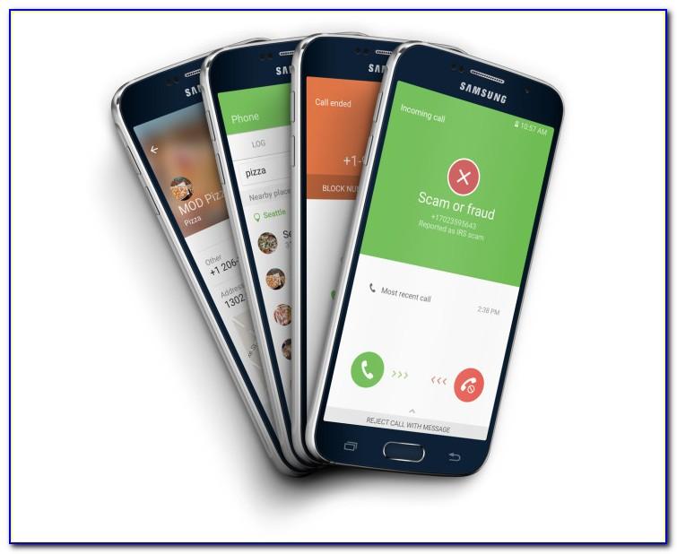 Samsung Galaxy S7 Announce Caller Name