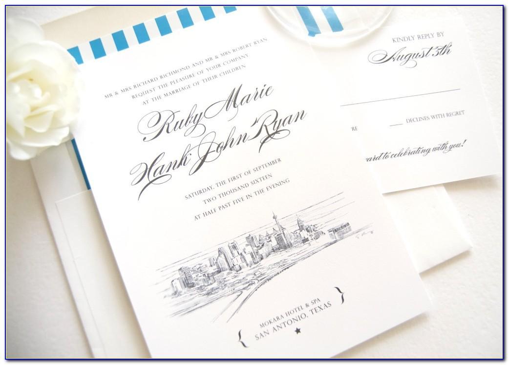 San Antonio Newspaper Wedding Announcements