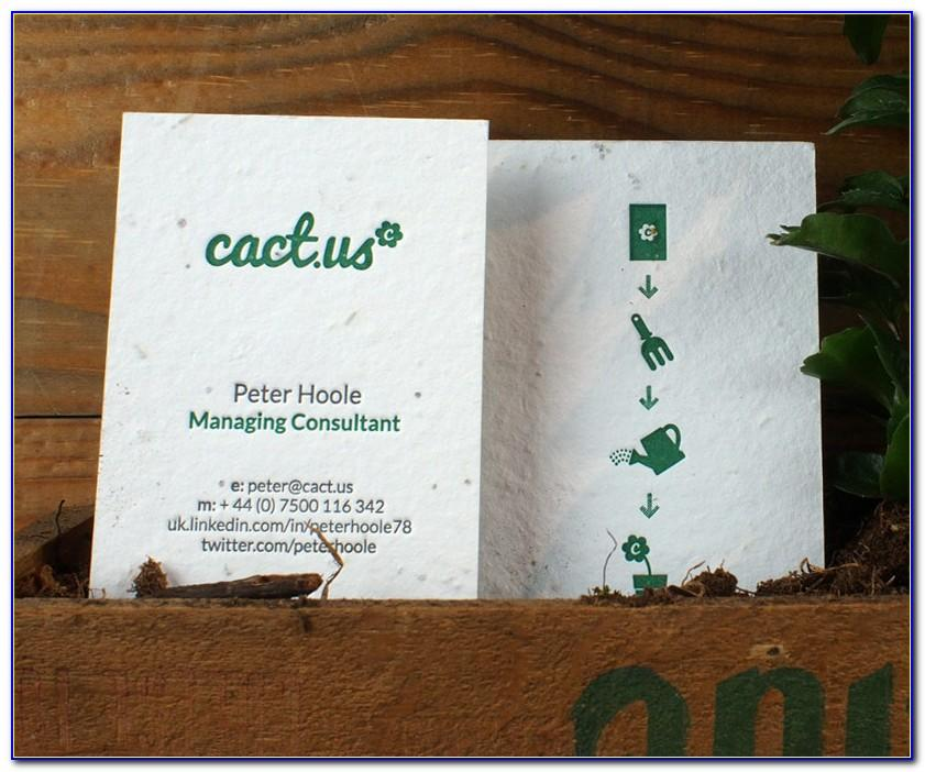 Seed Business Cards Australia