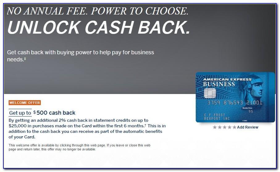 Simplycash Plus Business Credit Card Amex