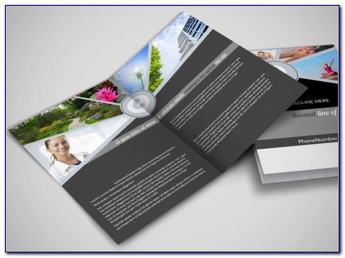 Solar Power Brochure Templates