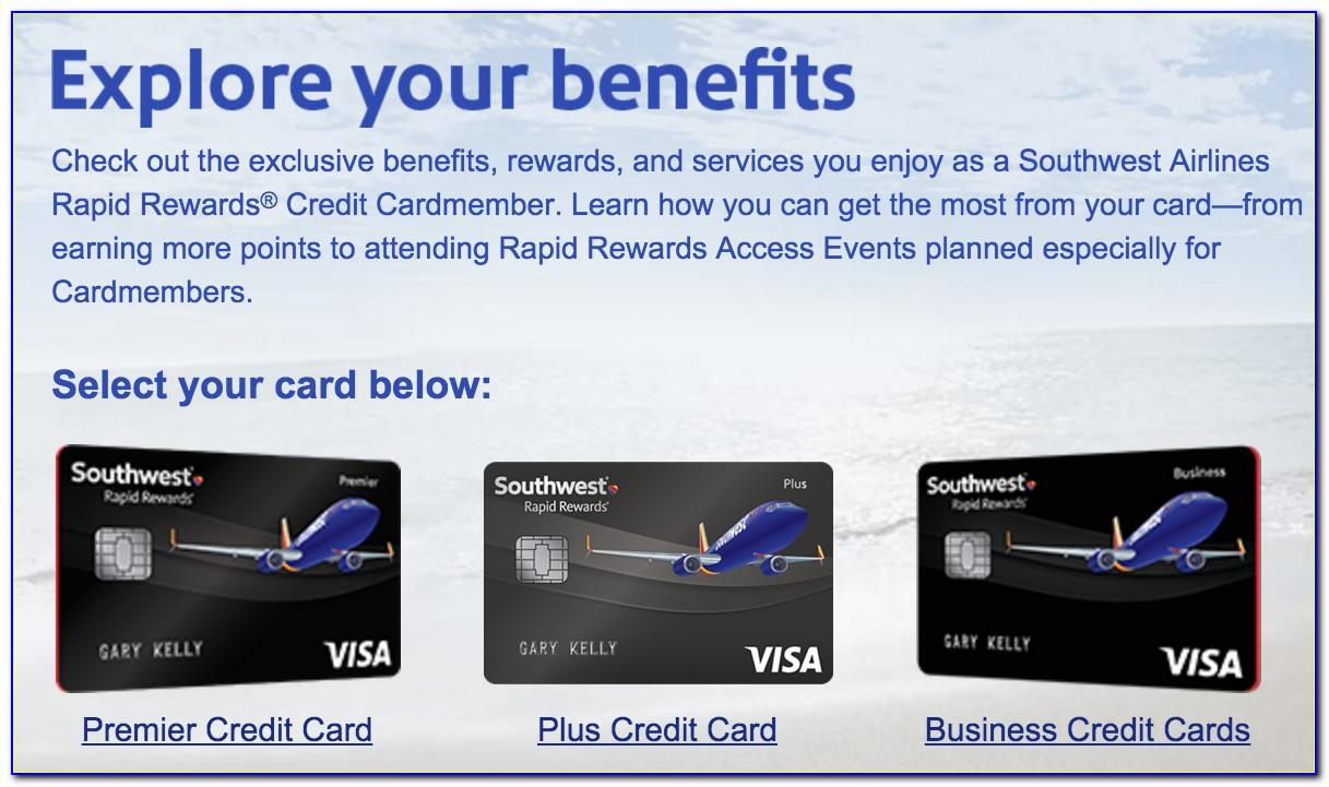 Southwest Performance Business Card Benefits