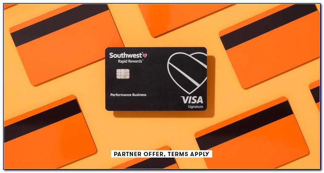 Southwest Rapid Rewards Business Card Review