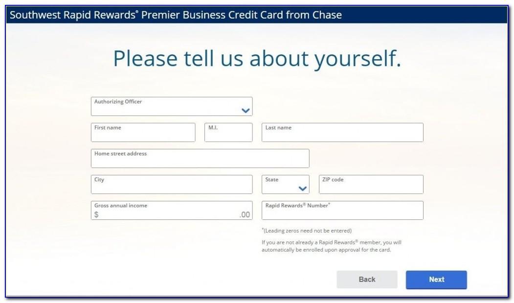 Southwest Rapid Rewards Plus Business Card Benefits
