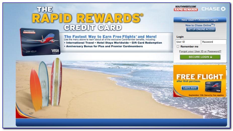 Southwest Rapid Rewards Premier Business Credit Card Benefits