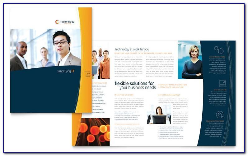 Special Education Brochure Templates