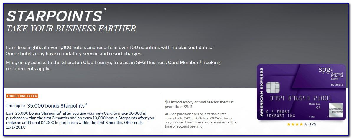Spg Business Card Review