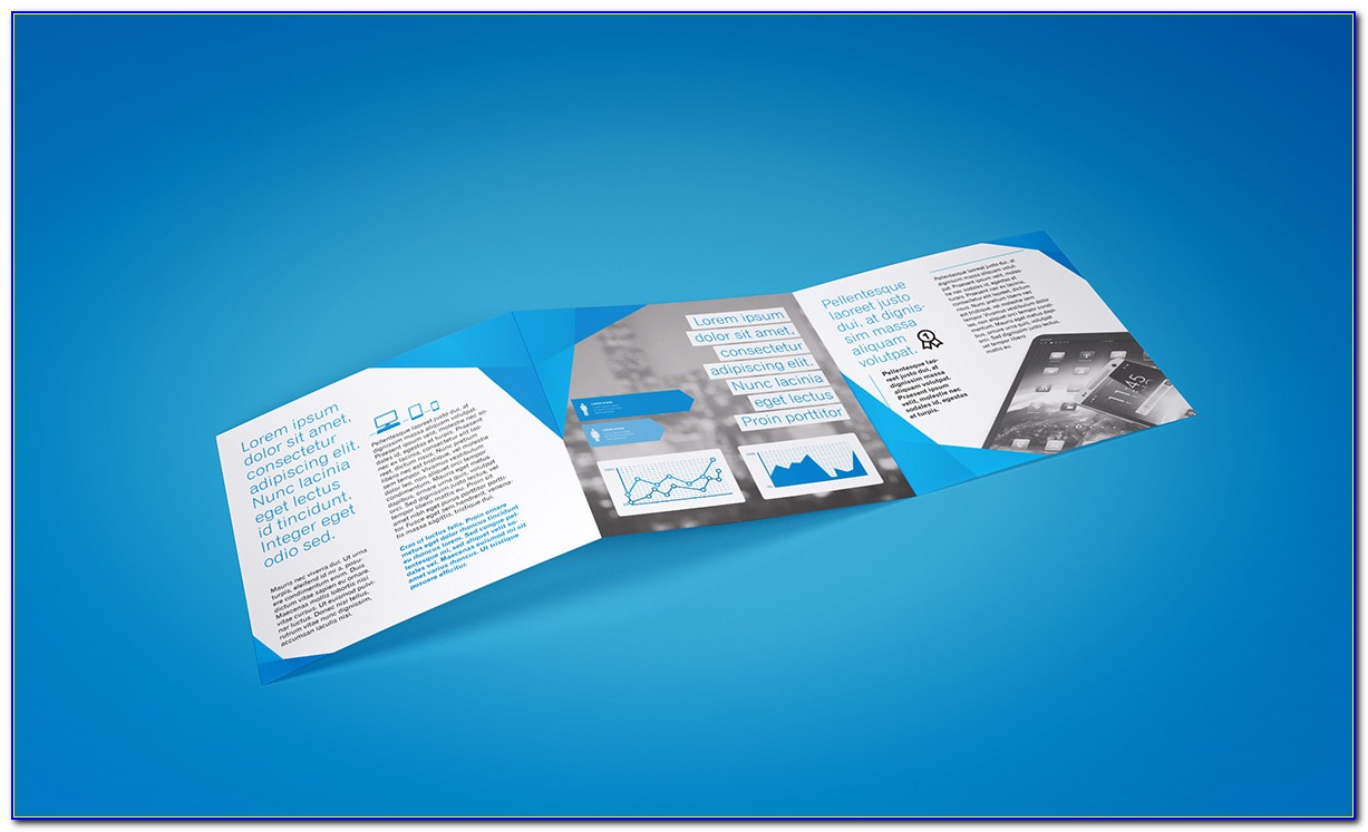 Staffing Agency Brochure Template