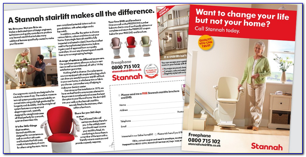 Stannah Stairlifts Catalogue
