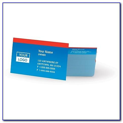 Staples Business Cards Same Day