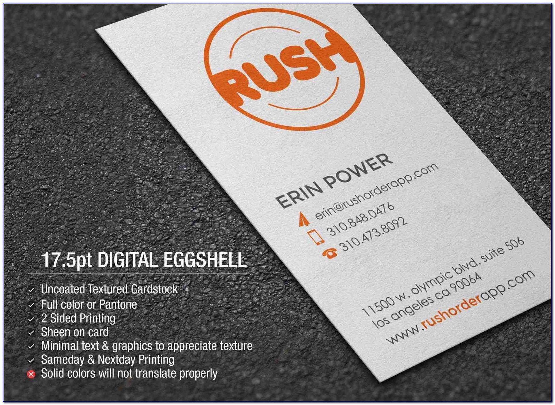 Staples Business Cards Upload Design