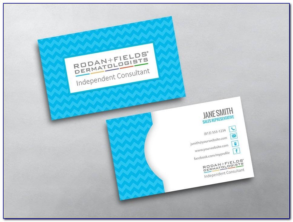 Student Business Card Etiquette