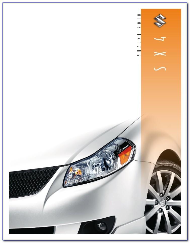 Suzuki Sx4 S Cross Brochure Pdf
