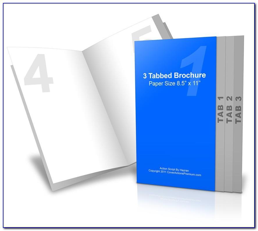 Tahiti Travel Brochure